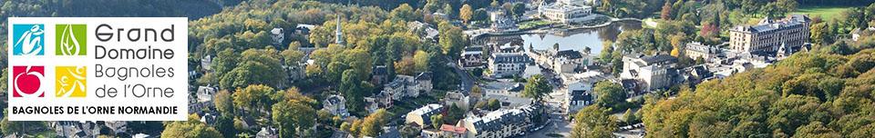 Déclaration de la taxe de séjour Commune de Bagnoles de L'Orne Normandie