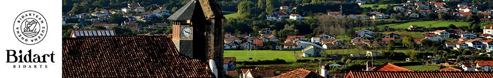 Déclaration de la taxe de séjour Mairie de Bidart