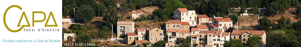 Déclaration de la taxe de séjour Communauté d'Agglomération du Pays Ajaccien