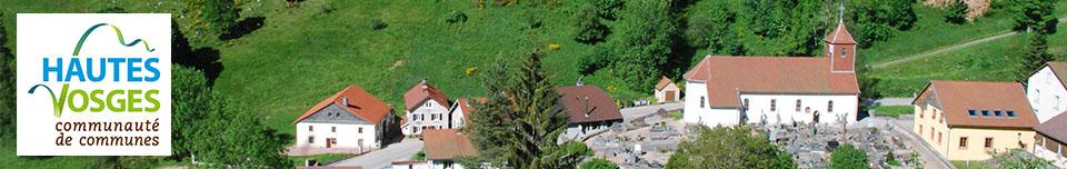 Déclaration de la taxe de séjour Communauté de communes des Hautes Vosges