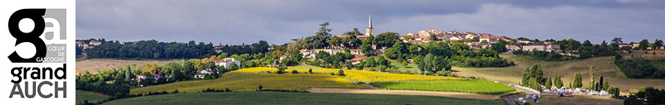 Déclaration de la taxe de séjour Grand Auch Coeur de Gascogne