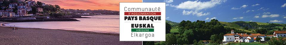 Déclaration de la taxe de séjour CA Pays Basque